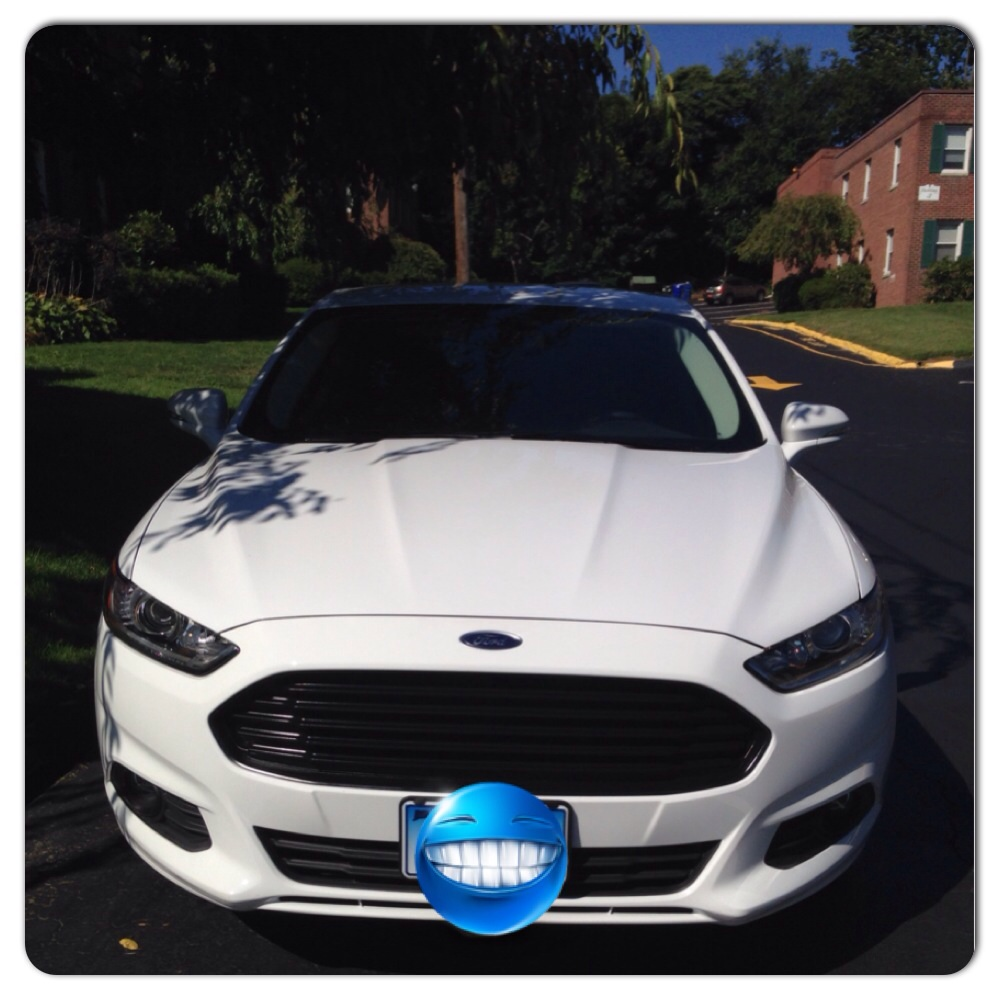 My 2014 Ford Fusion SE