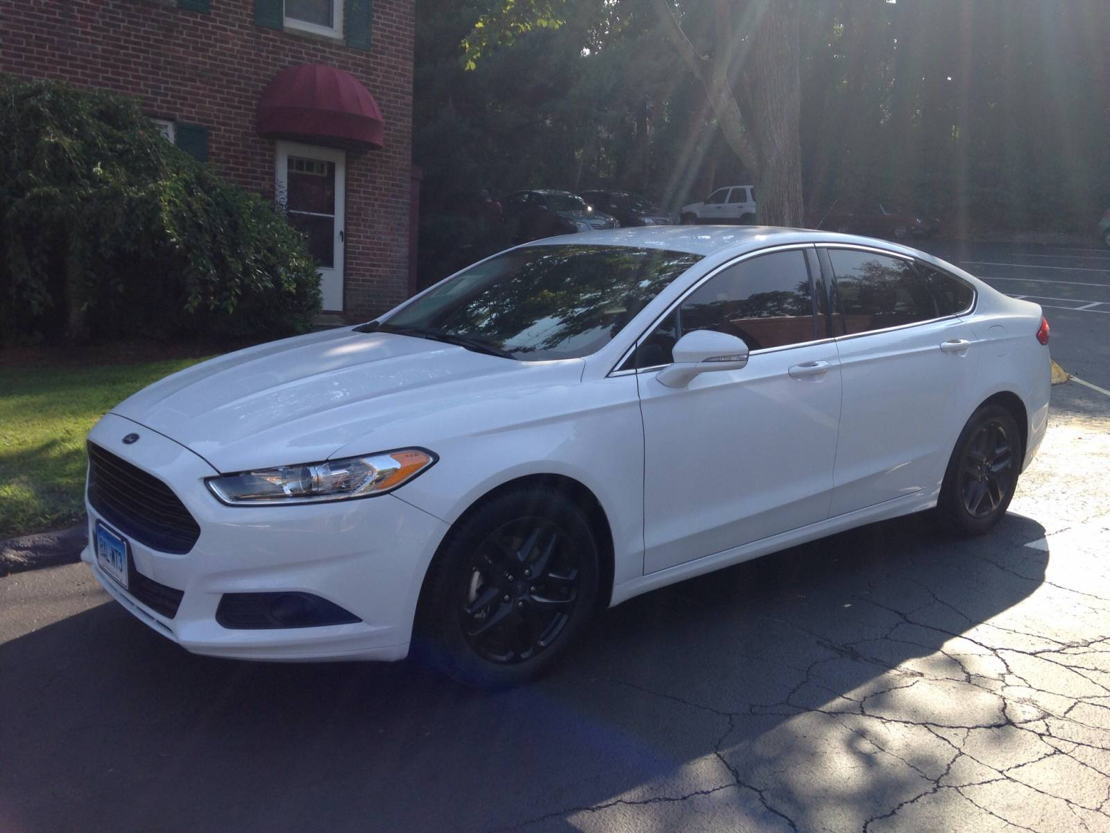 Order 2014 Ford Fusion