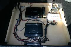 Acura amps setup