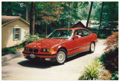 BMW 325is 1993